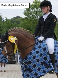 RFV-Taufkirchen Oberbayerische Meister Pony Dressur 2012