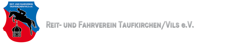 Reit- und Fahrverein Taufkirchen/Vils Logo