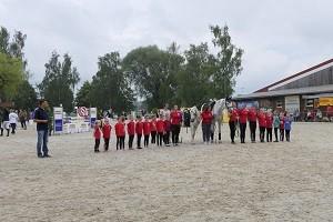 Voltiauftritt oberbayerische Meisterschaft in Taufkirchen 2019